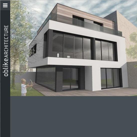 oblike architecture