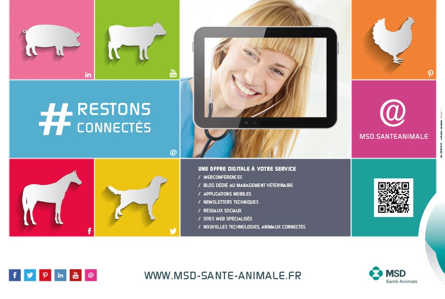 campagne de communication MSD