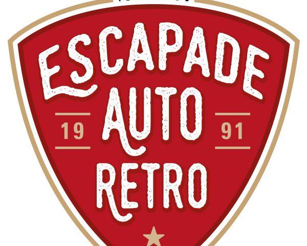 Nouveau logo pour Escapade Auto Rétro