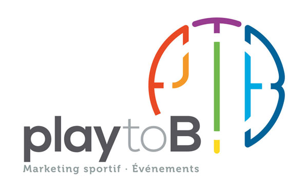 création du logo Play to B
