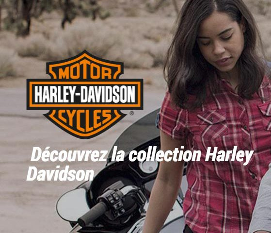 site e-commerce Harley Davidson
