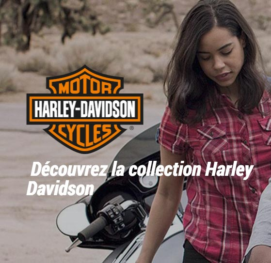site e-commerce Harley Davidson
