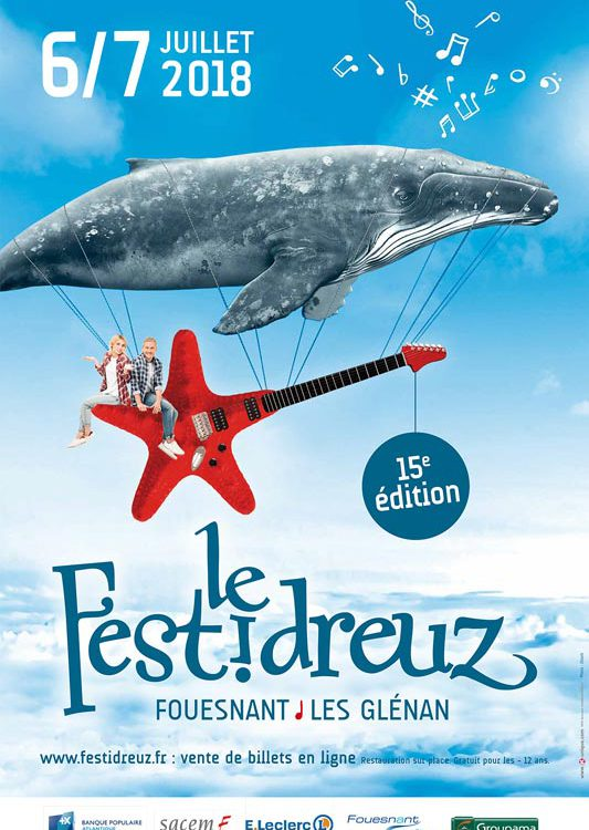 affiche Festidreuz 2018